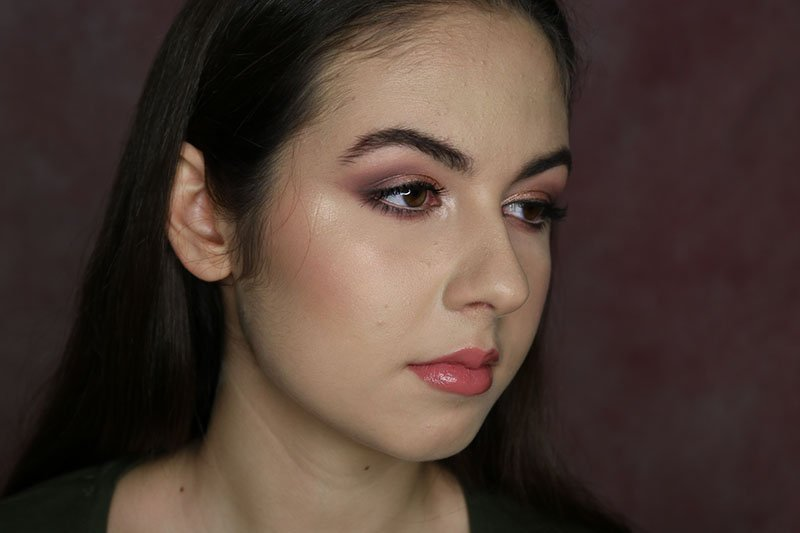 Make-up completo soft glam
