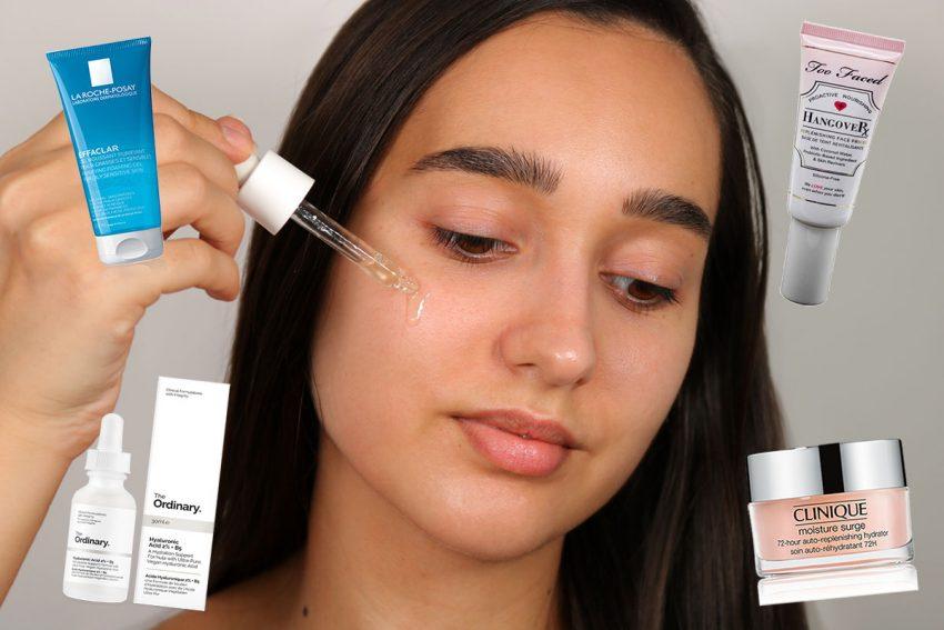Come preparare la pelle del viso al make-up in 6 semplici step ✨