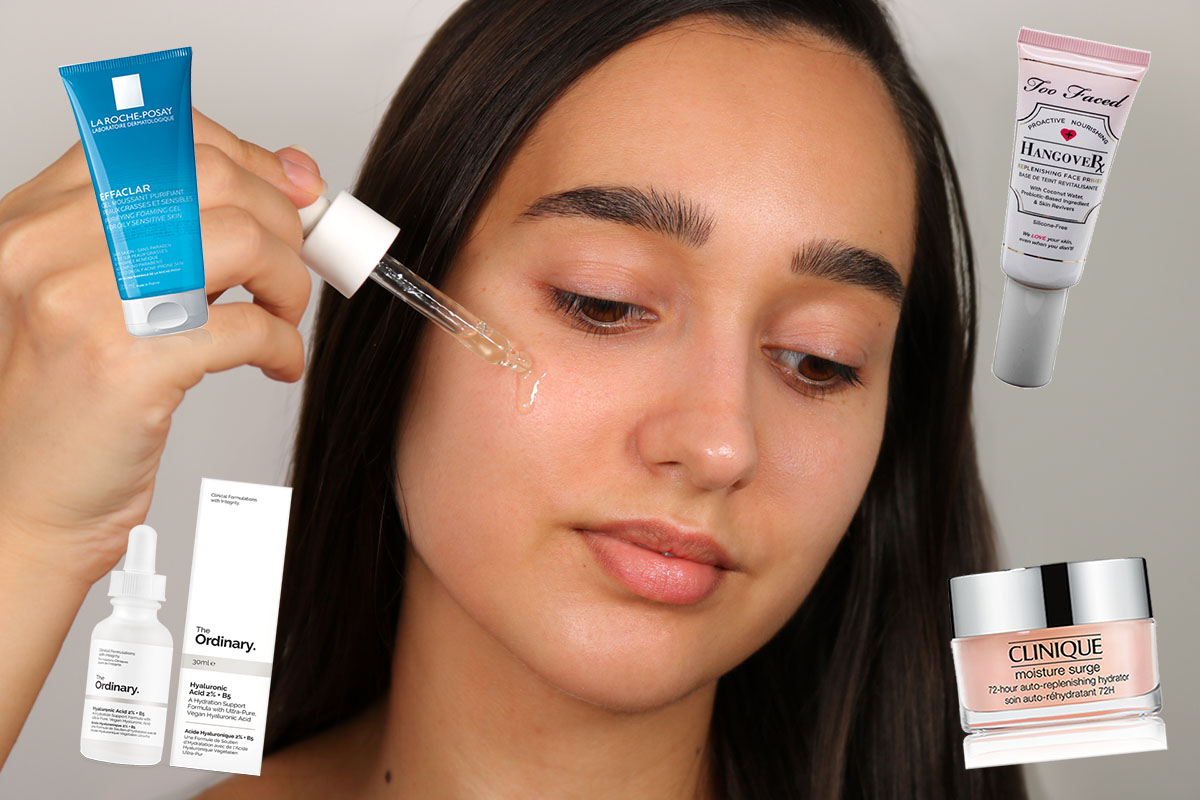 preparare la pelle al makeup