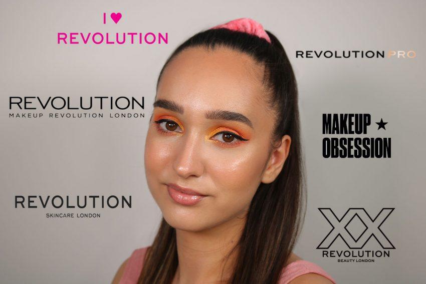 MakeUp Revolution: la mia recensione sul brand 💄 | Settembre 2020