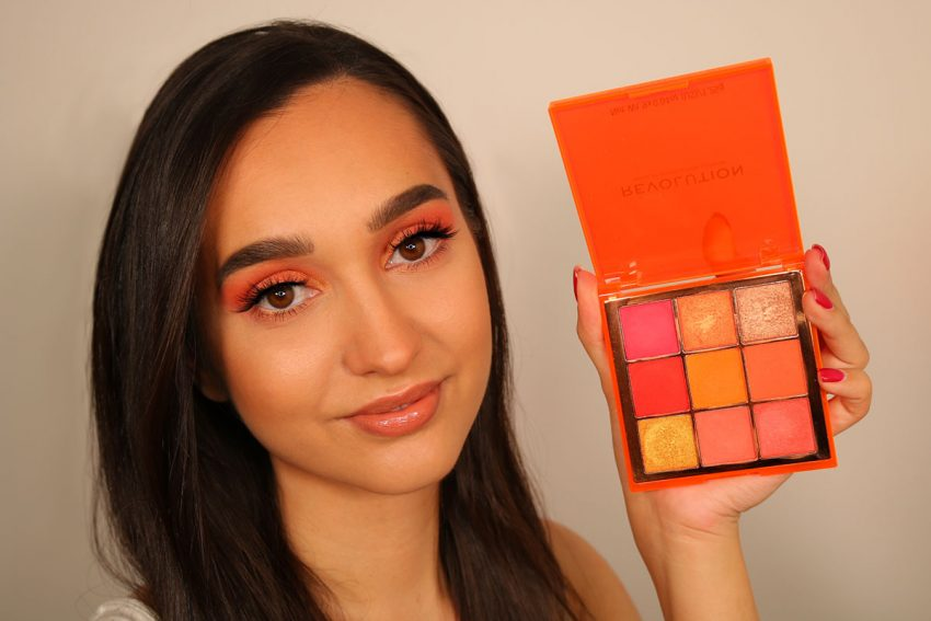 Recensione Not a Dream Palette by MakeUp Revolution