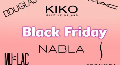 Black Friday 2020: gli sconti sui prodotti make-up da non perdere