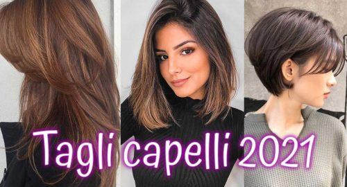tagli capelli 2021