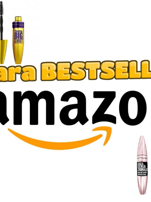 Webstory: I 10 mascara più venduti su Amazon