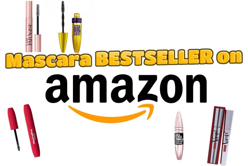 I 10 mascara più venduti su Amazon